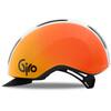 Giro Reverb Cykelhjelm orange/hvid